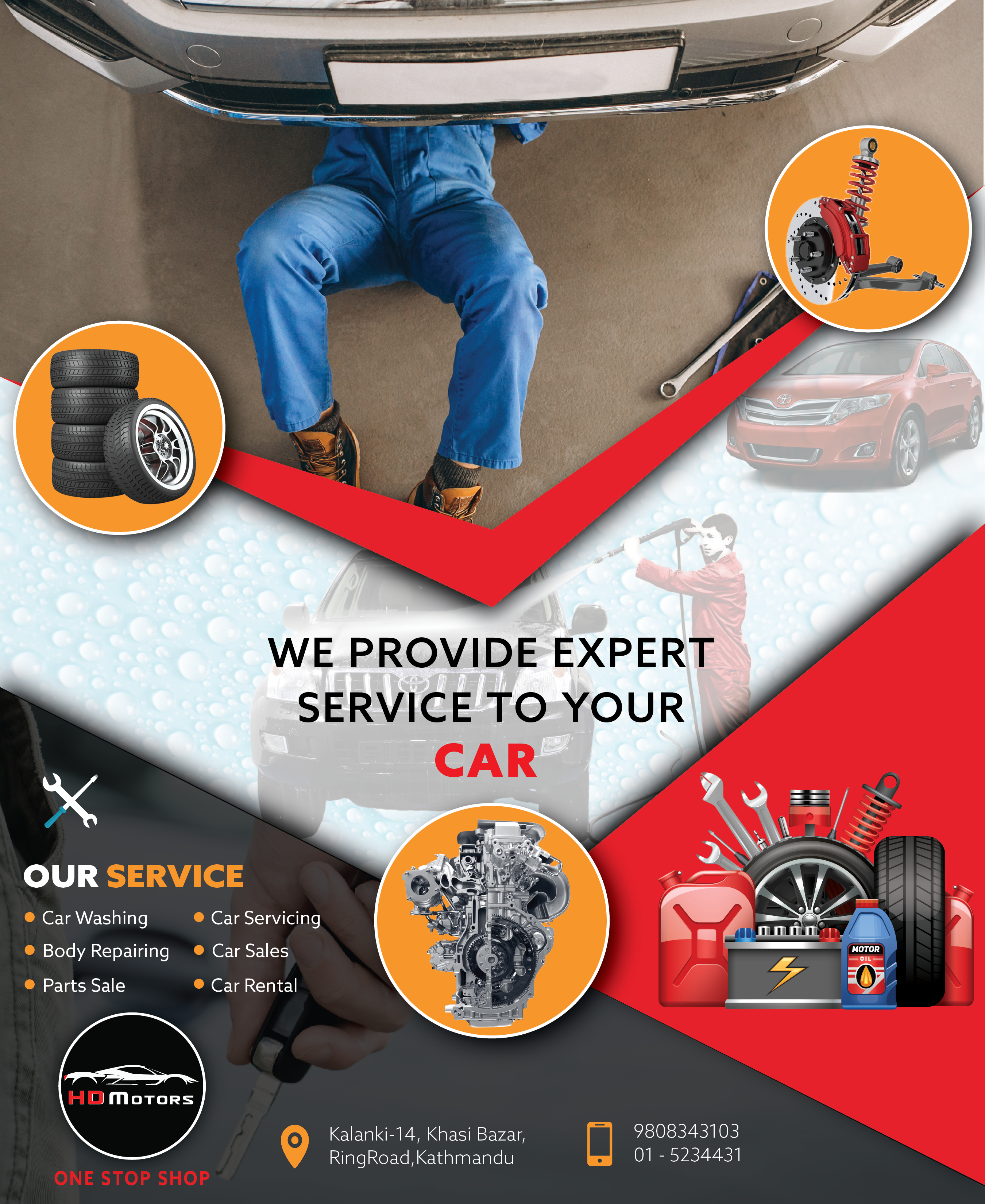 Car Repair Maintenance Service Transmission Repair Repair Ac Repair