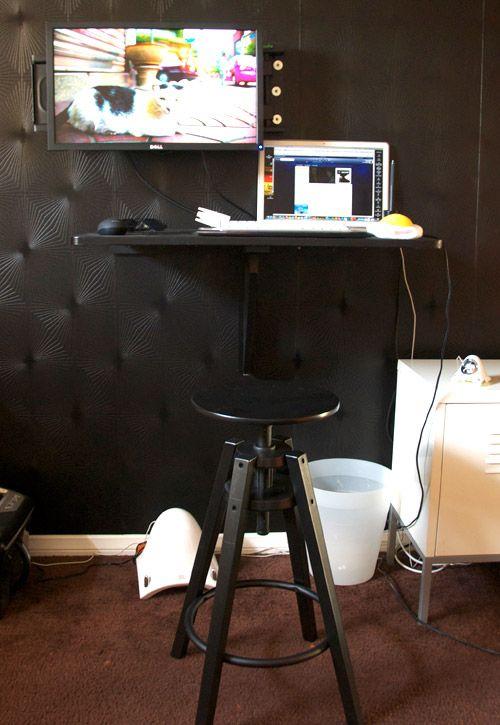 My 30 Diy Standing Desk Diy Standing Desk Ikea Standing Desk