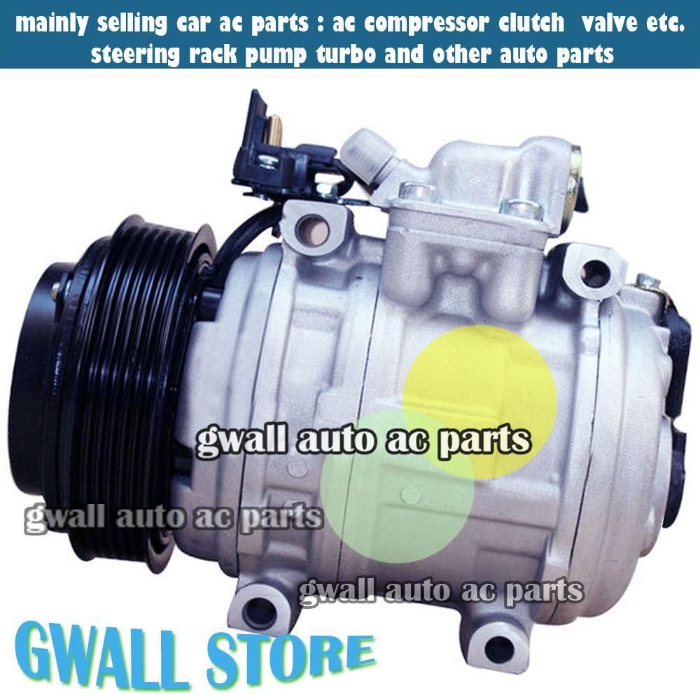 Denso 10PA15C Auto AC Compressor For Car Mercedes Benz