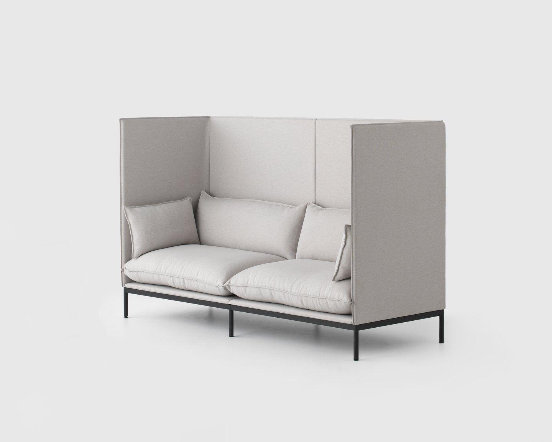 Carousel High Back Sofa Resident Sofa Furniture Modern Sofa