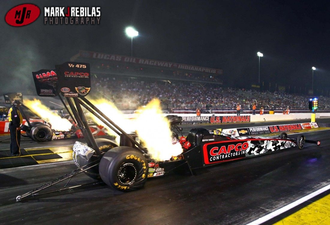 Nhra Us Nationals Friday In Photos Nhra Top Fuel Dragster