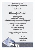 17 Best images about College Graduation Announcements Invitations ...