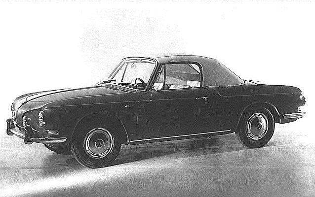 OG | 1957 Volkswagen VW Karmann-Ghia Cabriolet | Prototype