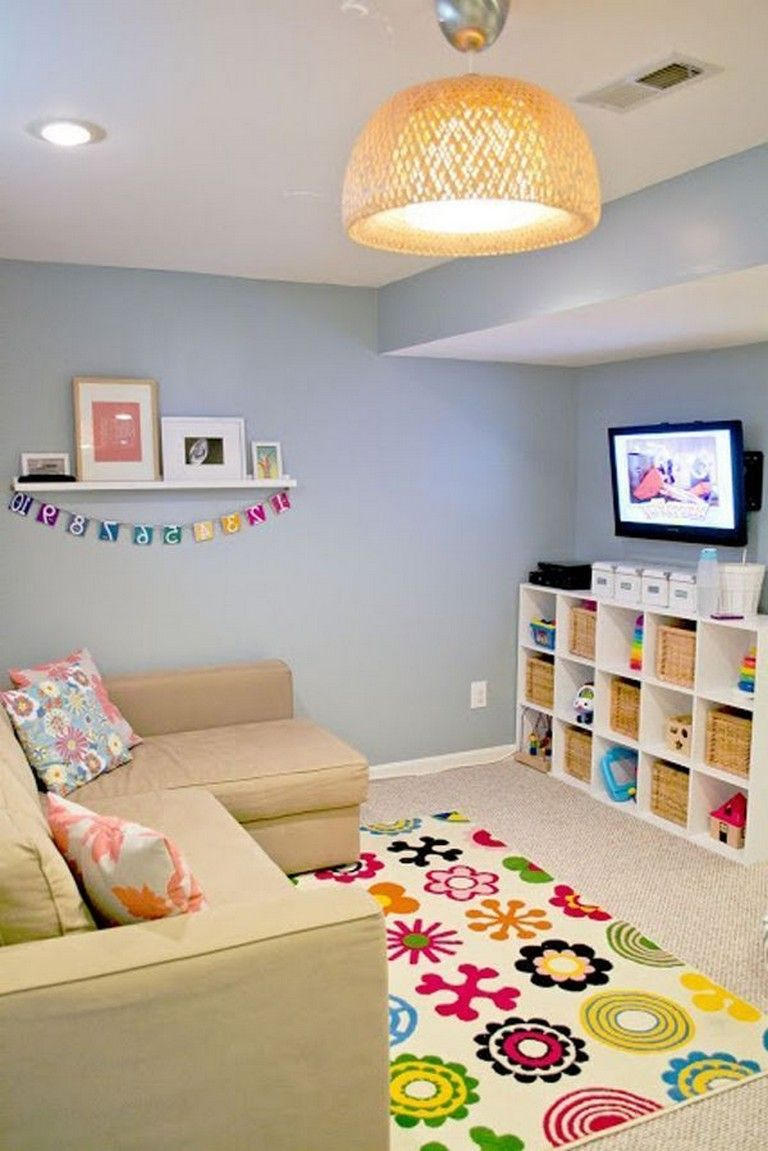 As you start to plan your family, it's natural to ponder what that might look like. 35+ Cozy Kids Rooms to Get you Inspired | Playroom design ...