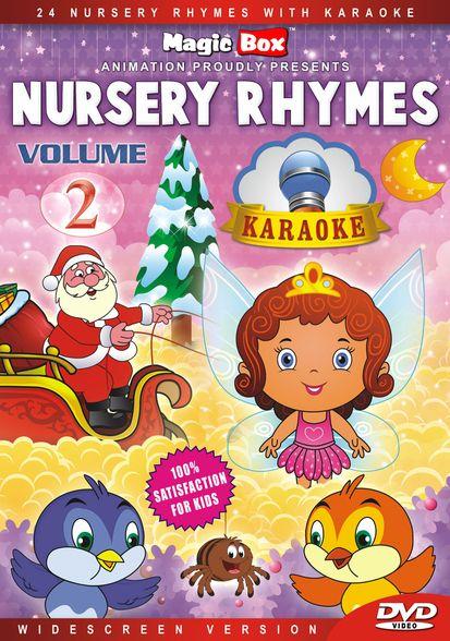 Nursery Rhymes With Karaoke Vol 2