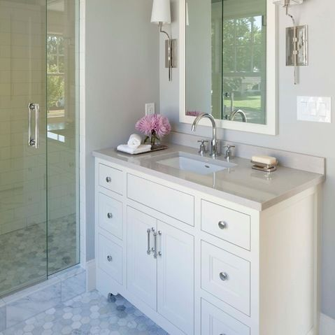 Stonington Gray Bathroom Master Bath Color