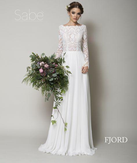 Wedding Dress Suknia Slubna Boho Wedding Dress Rustic Wedding Dress Suknia Slubna Z Rekawem Rustic Wedding Dresses Bridal Dresses Boho Wedding Dress