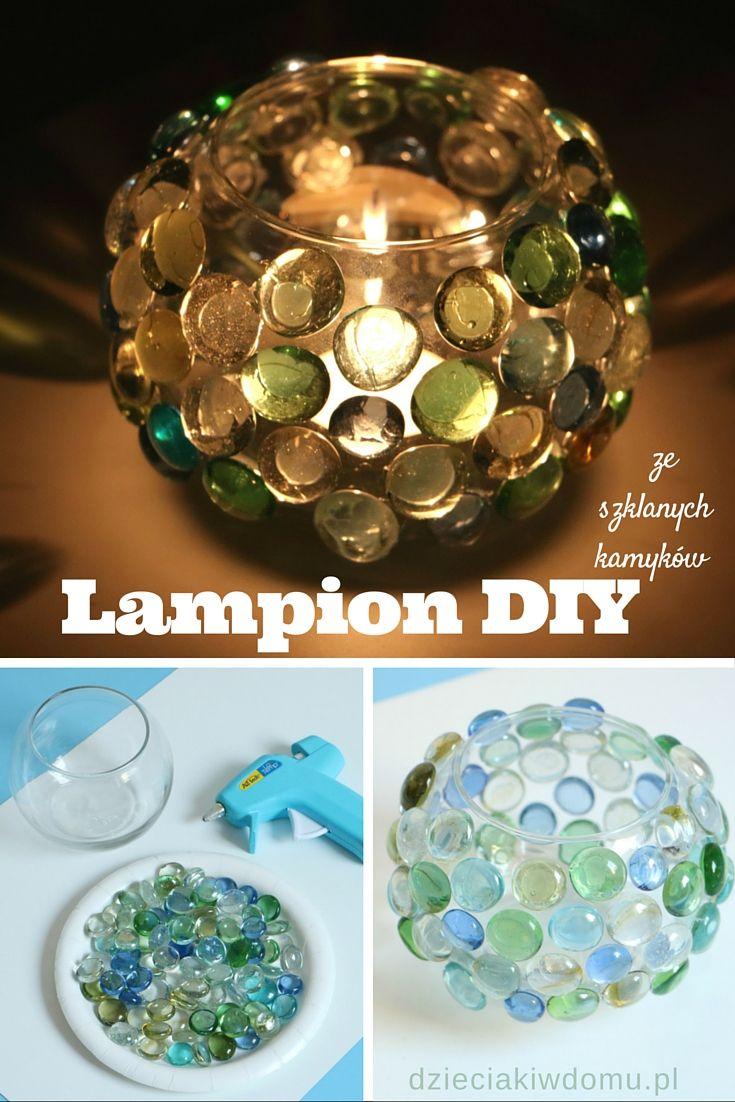 Prosty Lampion Diy Pomysl Na Prezent Diy Ideen Und Dekorieren