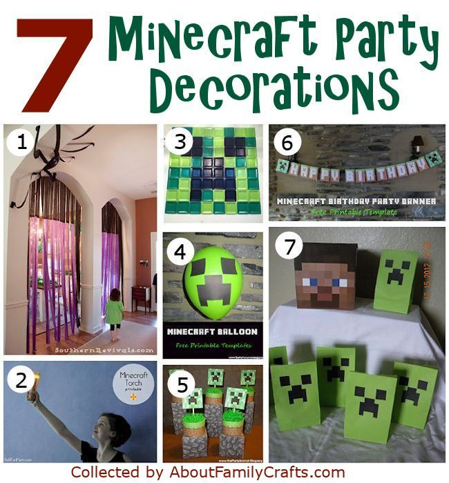 homemade minecraft birthday party ideas ekenasfiber johnhenriksson rh ekenasfiber johnhenriksson se