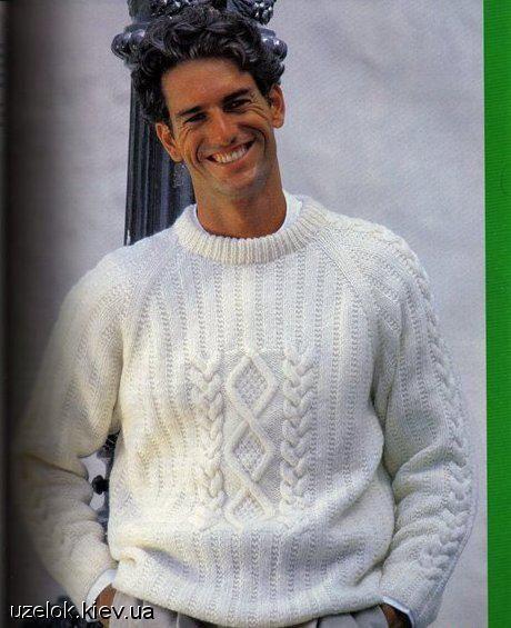 Вязанные мужские свитера купить   Knitting and Crocheting Ideas ...