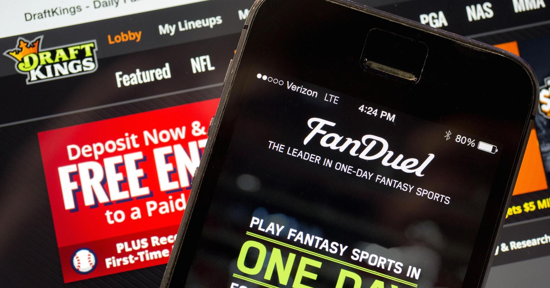 The uncertain future of fantasy sports Daily fantasy