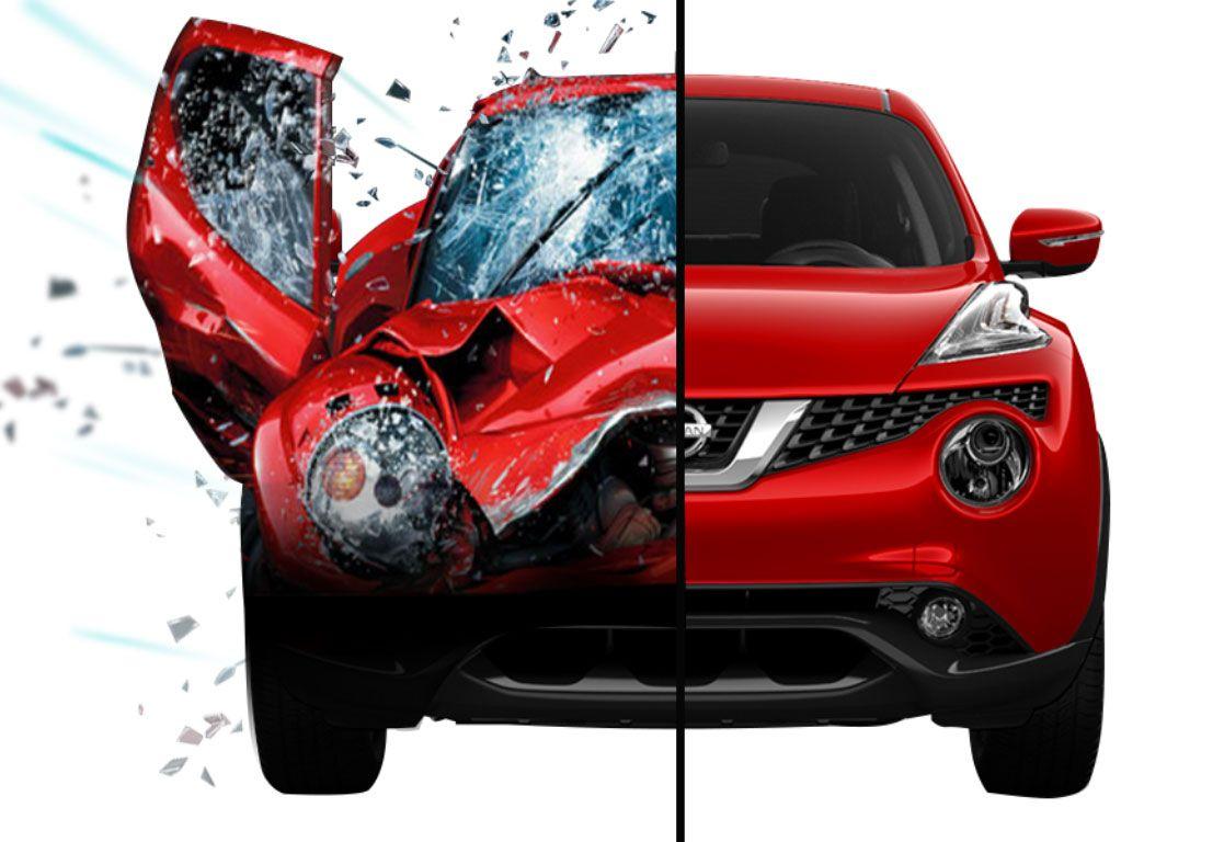 We offer vehicle body repairs, alloy wheel repair and