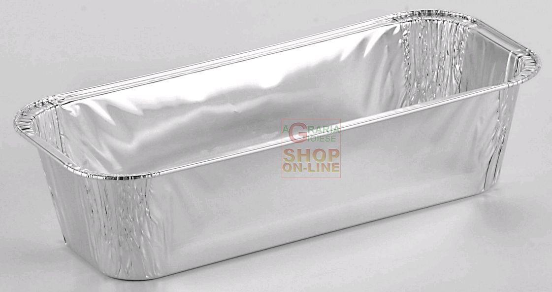 VASCHETTA CONTENITORE ALLUMINIO PLUMCAKE CM. 22 X 9 X 4,5 PZ. 3 http://www.decariashop.it/articoli-casalinghi/21373-vaschetta-contenitore-alluminio-plumcake-cm-22-x-9-x-45-pz-3.html