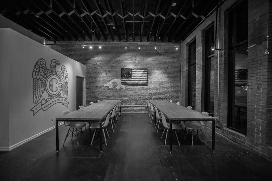 Commonwealth — A Premiere Coworking Creative Space in Oklahoma City