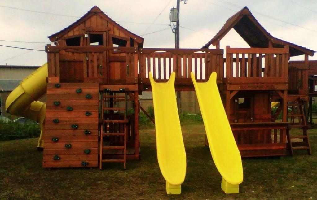 Backyard Fun Factory: Combo Playset - Backyard Fun Factory: Combo Playset Backyard Fun Pinterest