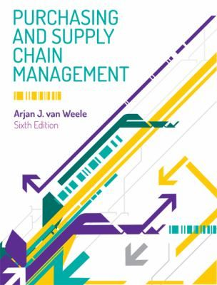 Weele Arjan J Van Purchasing And Supply Chain Management