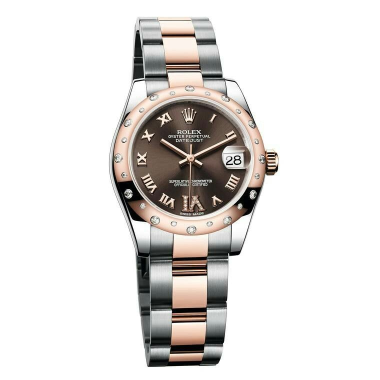 Rolex Oyster Perpetual Oro Rosado