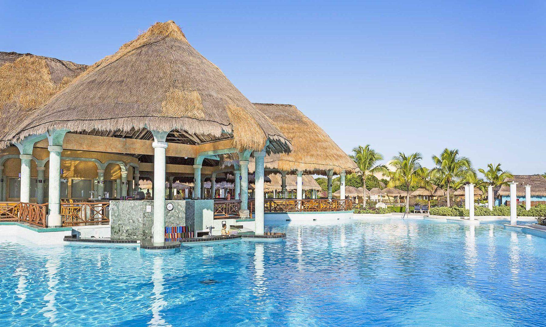 Grand Palladium Riviera resort and spa. Palladium hotels ...
