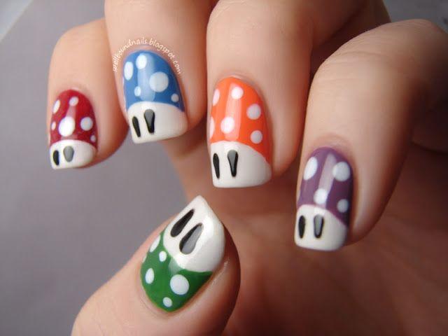 nails nailart nail art mani manicure polish Spellbound ABC Challenge ...