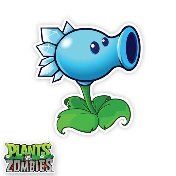 Snow Pea   Plants vs zombies party   Pinterest   Plants vs ...