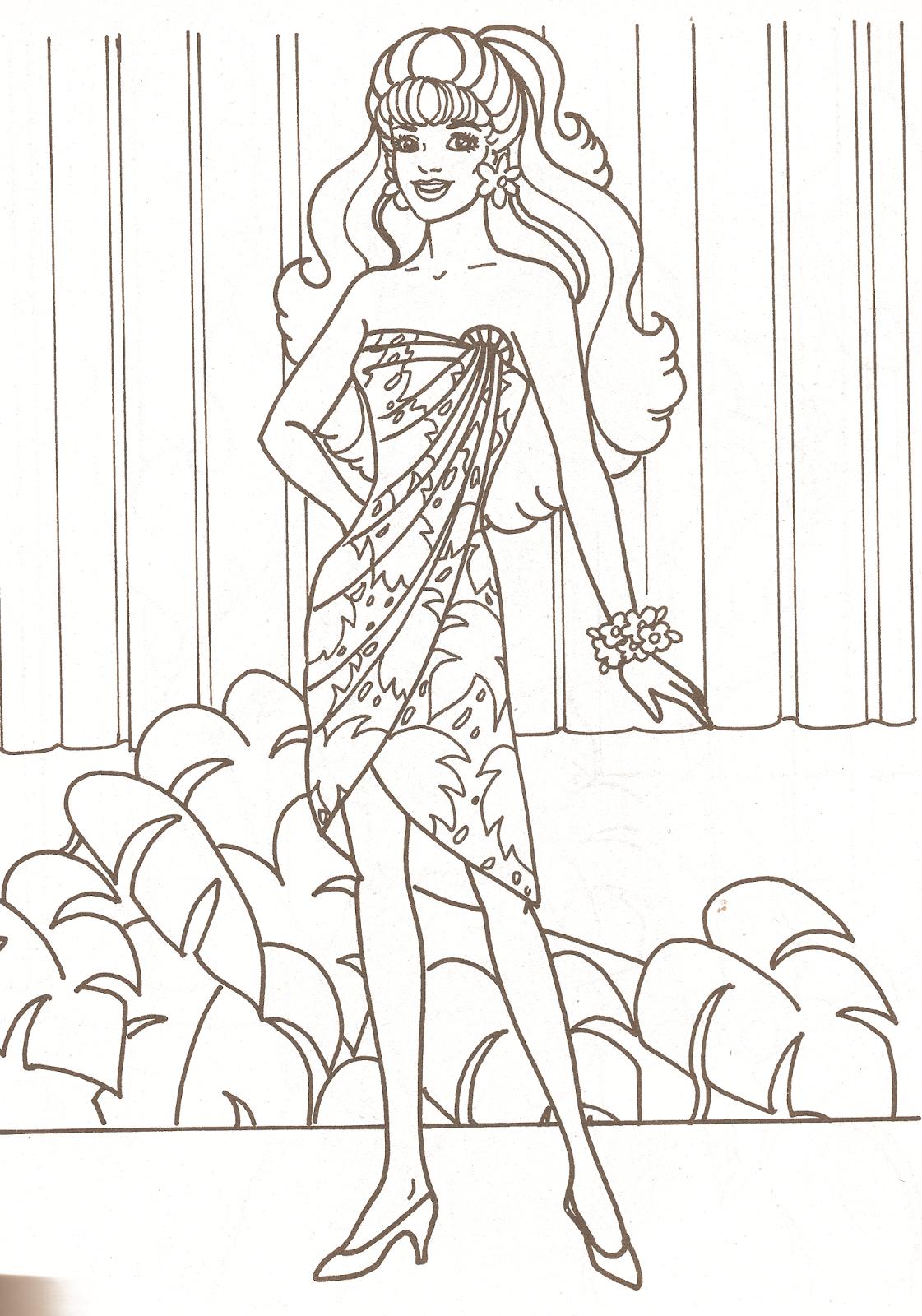 Miss Missy Paper Dolls: Barbie | Раскраски, Барби, Манга