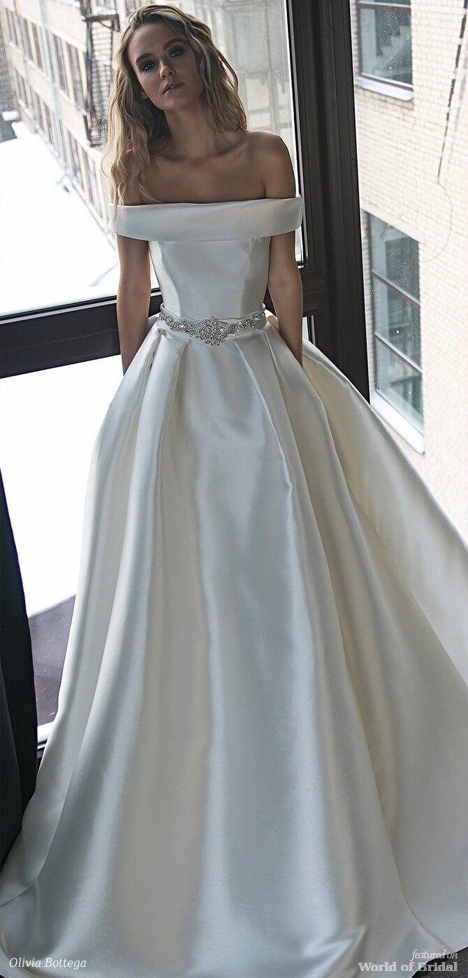 Olivia Bottega 2018 Wedding Dresses \