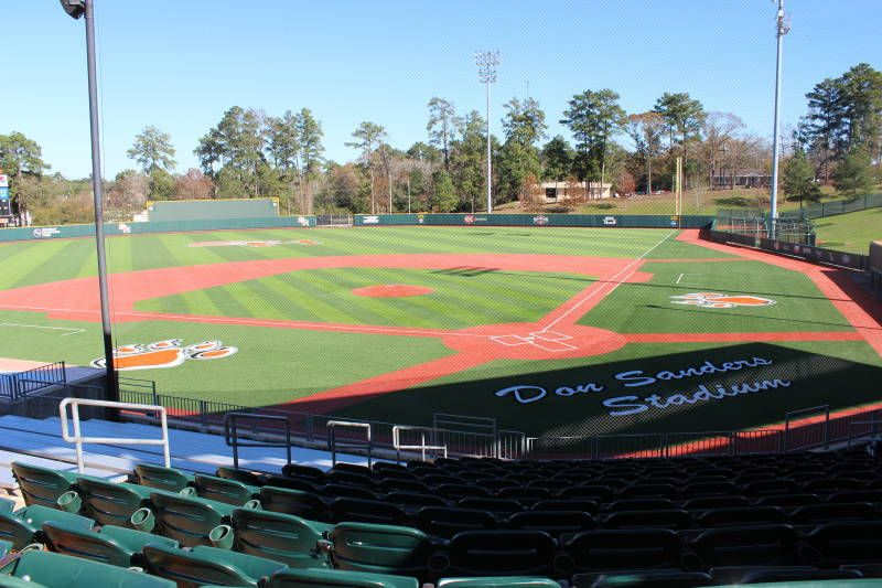 Image Result For Sam Houston State University Baseball Field Baseball Field Baseball Stadium Baseball