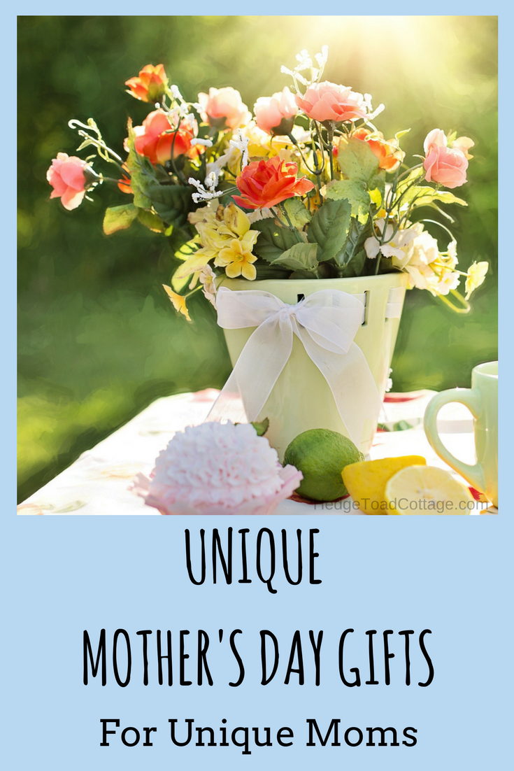 unique mother's days gift ideas for a unique mom | mother's day