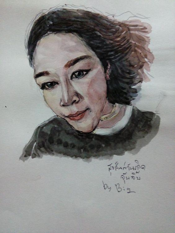 water color portrait2