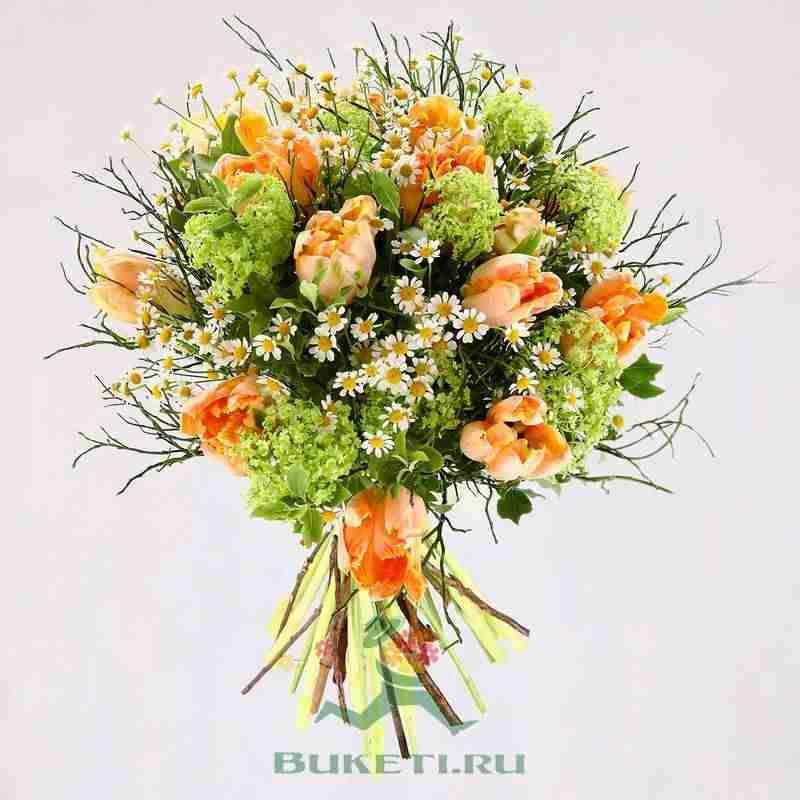 Доставка цветов от букет.ру подарок на юбилей мама