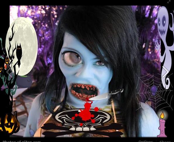 piZap zombie by Aulya Photo editing, Photo editor