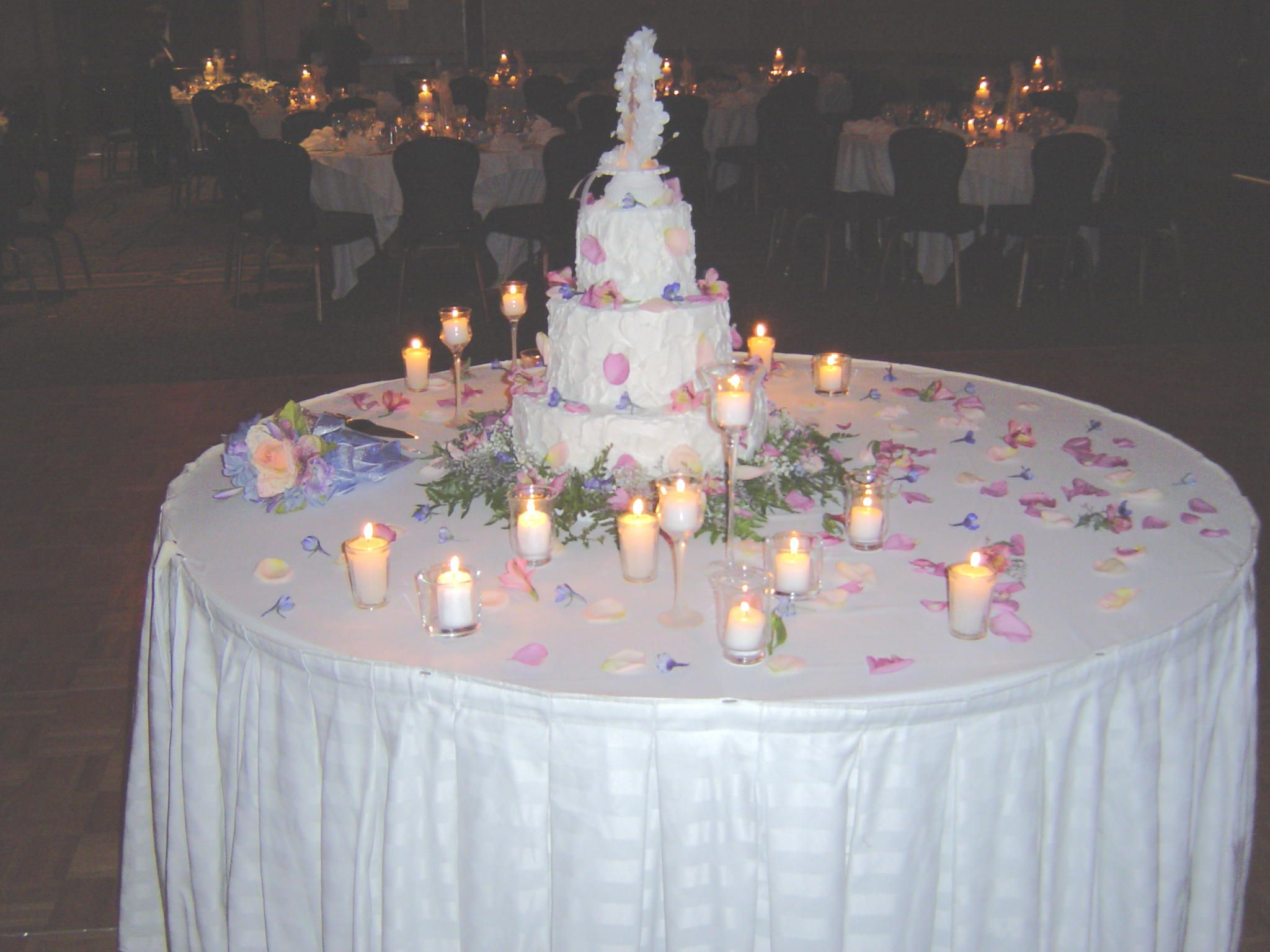 Unique table decorations for weddings cake wedding