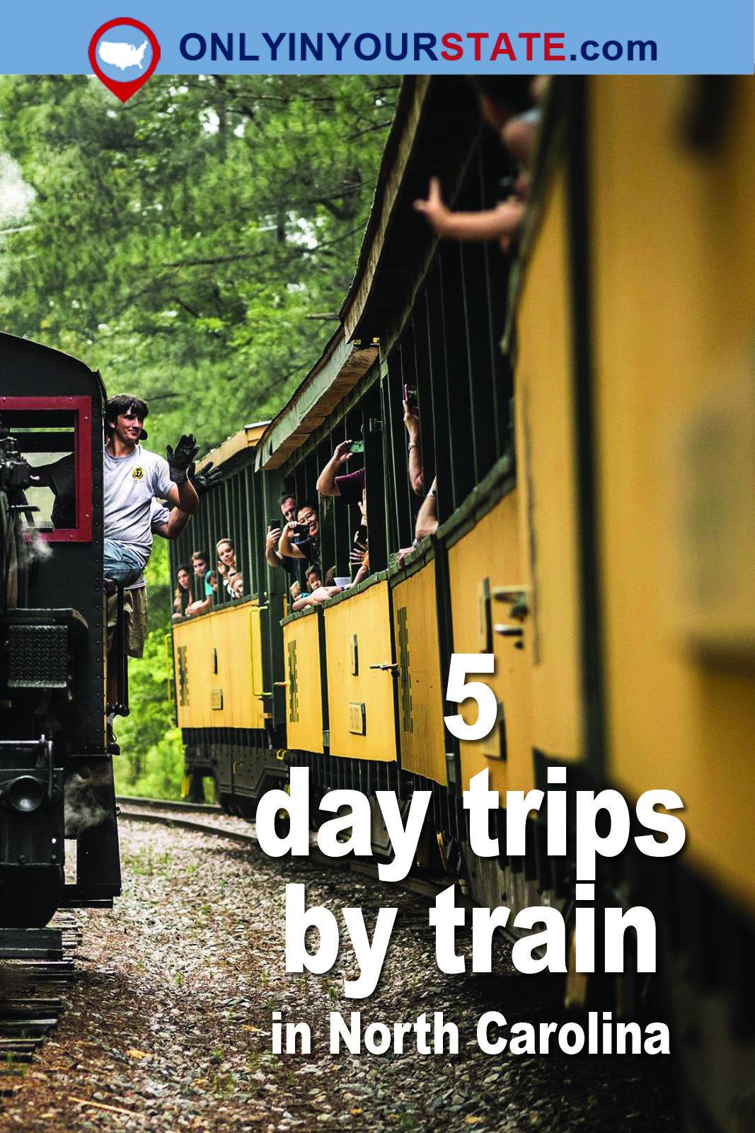 5 Incredible North Carolina Day Trips You Can Take