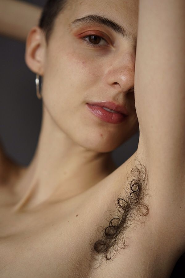 Discuss Hairy women tumblr easier