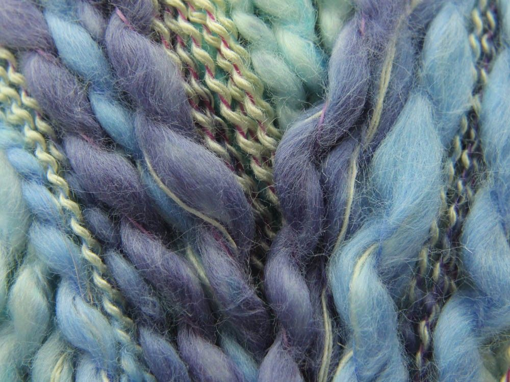 King Cole Opium Palette yarn with a pretty lace effect finish   Deramores