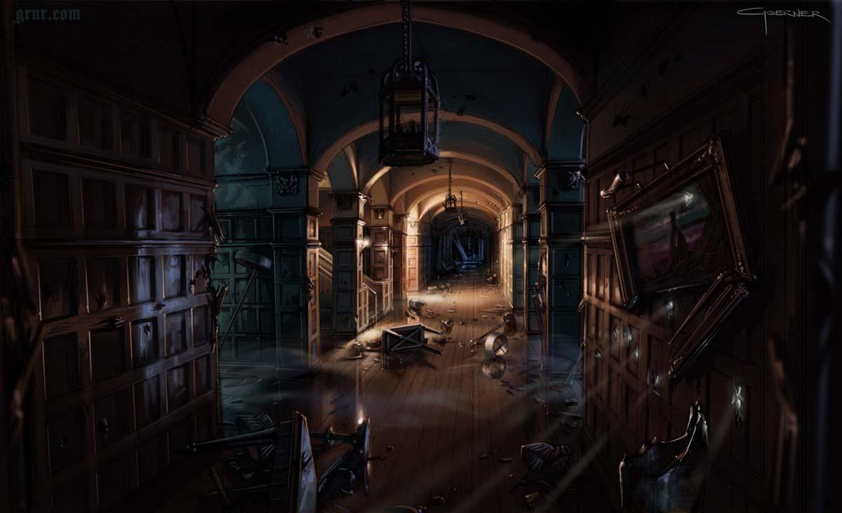 Resident Evil Hd Kitchen Door