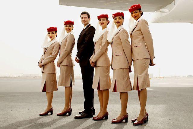 Emirates Airlines Cabin Crew Uniforms ~ Cabin Crew Photos   Flight ...