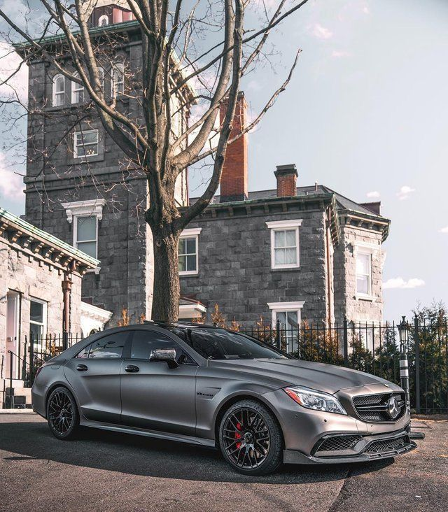 Photo of CLS 63 AMG