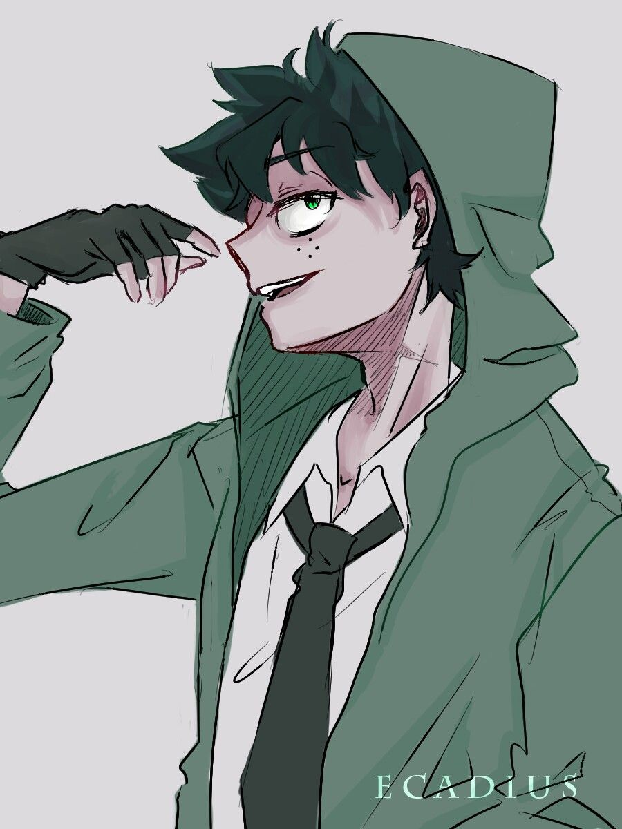 My Hero Academia Bnha Villain Izuku Midoriya Deku Villain Deku My Hero Academia Episodes My Hero