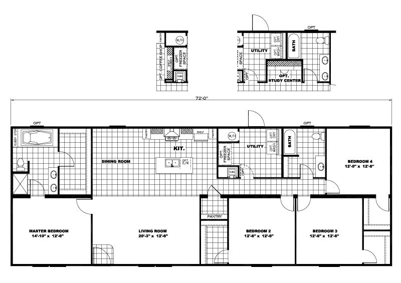 13 28x76 4 Bed 2 Bath | Mt. Vernon Dream Homes | Dream Homes ... on wiring plans for homes, open floor plans one level homes, fire plans for homes, remodeling plans for homes, finishes for homes, design for homes, space planning for homes, floor plan design, furniture for homes, maintenance for homes, construction for homes, drawings for homes, craftsman style house plans for homes, layout for homes, history for homes, bathrooms for homes, elevation plans for homes, color schemes for homes, sample building plans for homes,