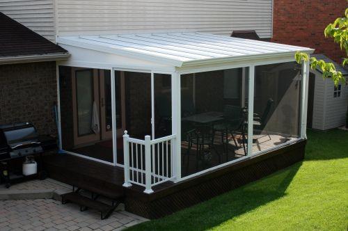 Charmant Deck Enclosures | Patio Screen Enclosures