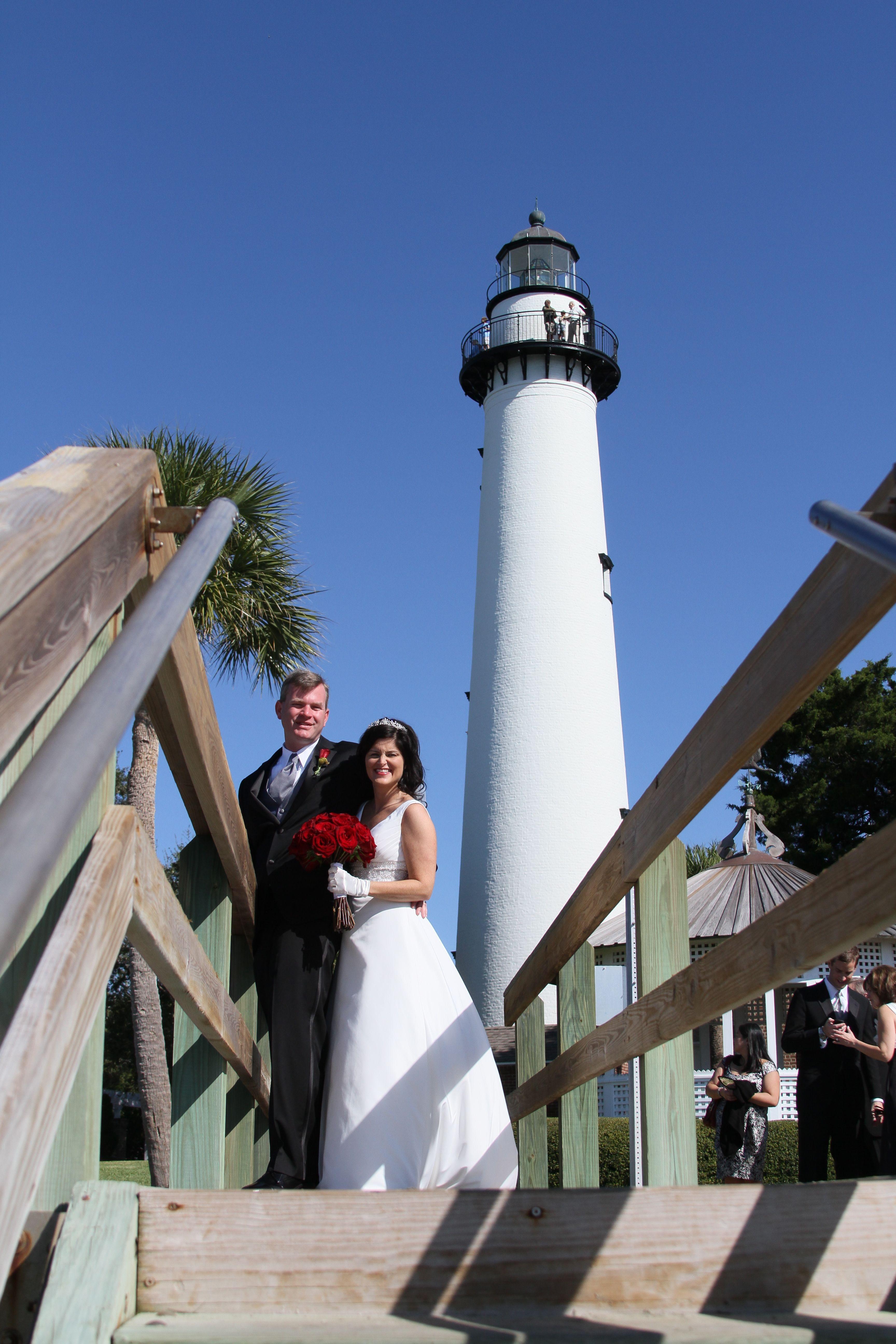 If I Could Redo My Wedding Would Pick Saint Simons Island Lighthouse