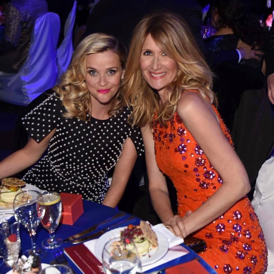 Reese Witherspoon And Laura Dern In 2019