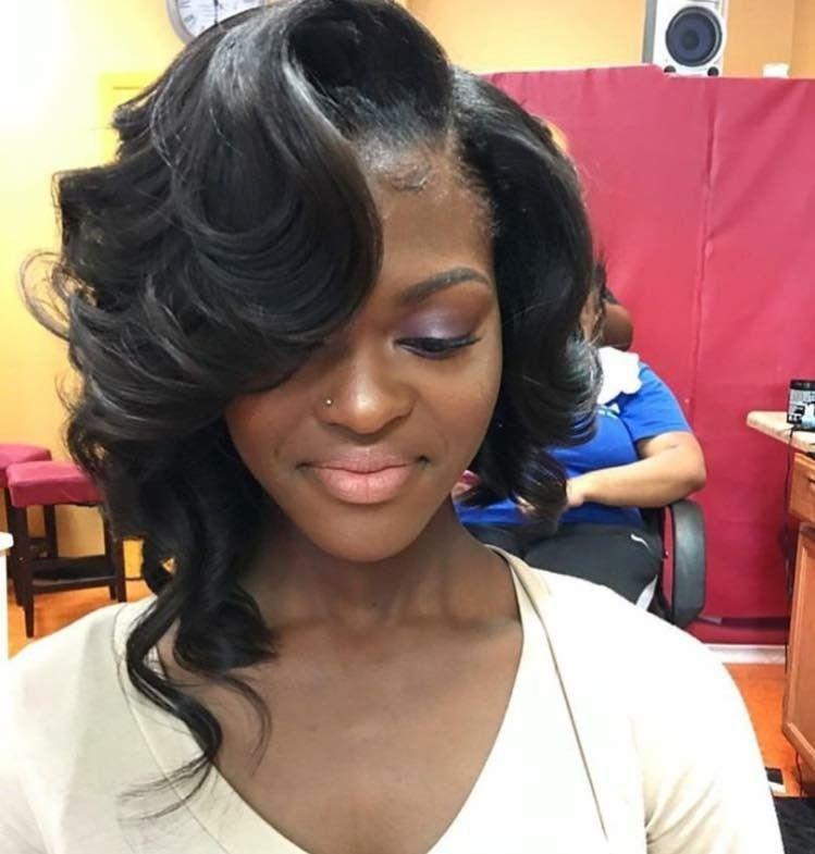 Bob Hairstyle Sew In Pin⚜ Queen Pinner ⚜ On Hair Affair