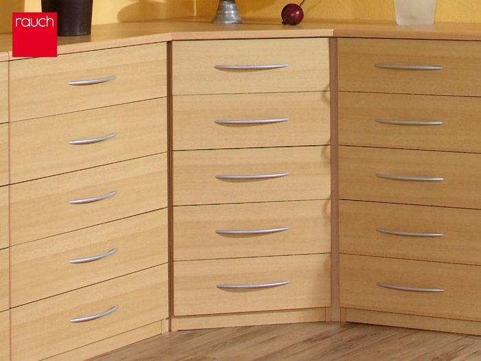 bedroom corner chest of drawers