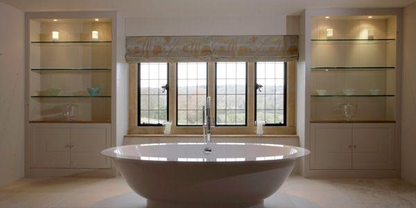 I like this bathtub.