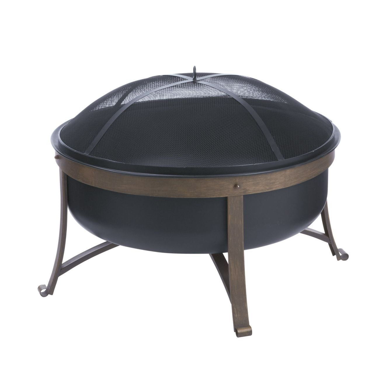 32in Deep Bowl Fire Pit - Outdoor Fireplaces - Ace ... on Ace Hardware Fire Pit  id=17519