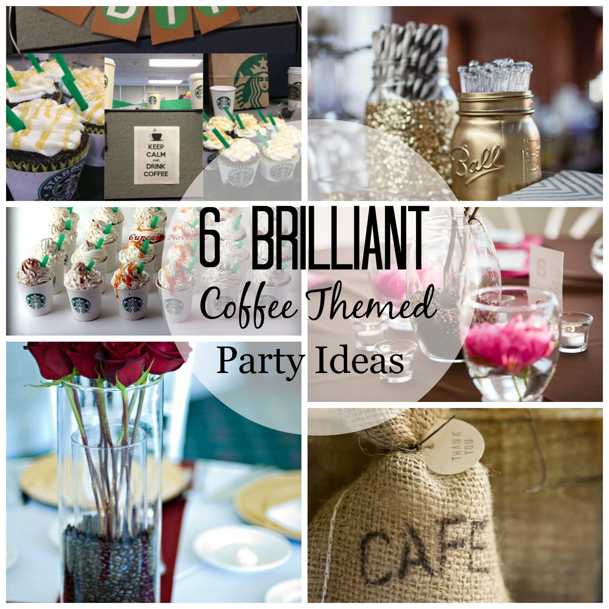Diy Coffee Bar Ideas For A Fabulous Brunch Party Coffee Bar Party Diy Coffee Bar Coffee Bar
