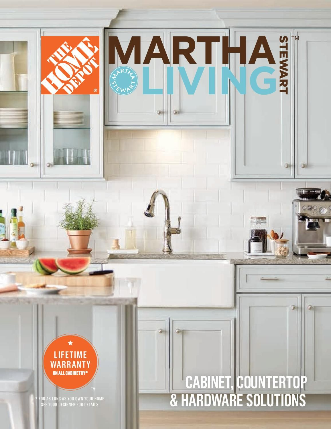 Martha Stewart Living, at The Home Depot