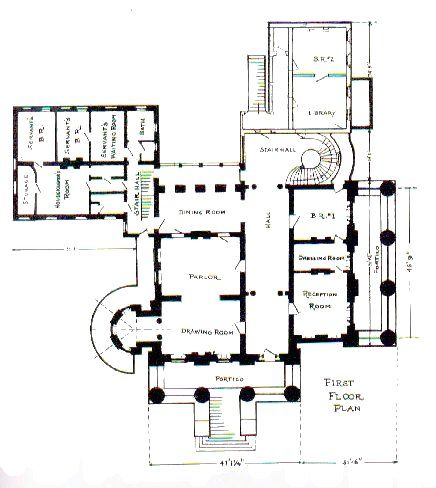 Belle Grove Plantation Floor Plan The Mansion At Belle